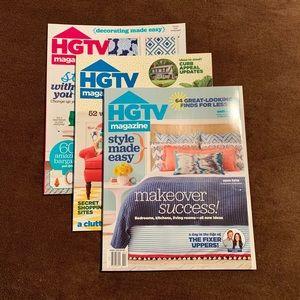 HGTV Magazines